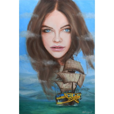 Barbara Palvin and her dream of the sea